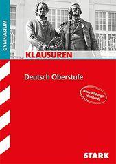 STARK Klausuren Gymnasium – Deutsch Oberstufe #Klausuren, #STARK, #Gymnasium, #O…