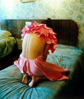 Pink And Aqua Fashion Photography Beautiful Bjork