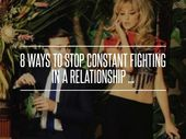 21 Phenomenal 🙌🏼 Ways to Stop ✋🏼 Constant Fighting 😤 in a Relationship 💑 …
