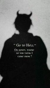 Ich wünschte, ich könnte zurückgehen. Zumindest kann ich meine Dämonen in der Hölle sehen – Laura Cunha