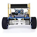 Photo of ELEGOO Tumbller Self Balancing Robot Car Kit Arduino Compatible Mint Lever