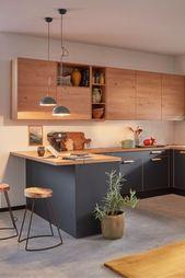 Die Küche ist für viele ein Wohlfühlort: Hier e…