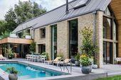 La demeure co-décorée de Kate Moss