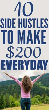 Make $200 Fast: 10 Side Hustles To Make You Money Every Month – Cookie
