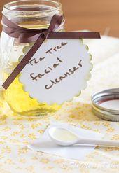 9 hausgemachte Face Wash Rezepte