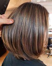 49 Schöne hellbraune Haarfarbe für einen neuen Look   – Frisuren
