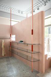 Imarika Vogue Retailer in Milan by Marcante-Testa