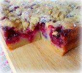 Blackberry Pie Bars. . . aus der englischen Küche   – English Kitchen Blog