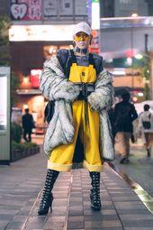 Der beste Street Style von der Tokyo Fashion Week …