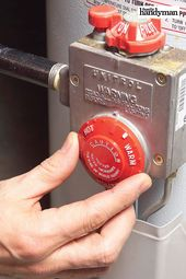 This Simple Tip Will Make Your Water Heater Much Safer Water Heater Maintenance Hot Water Heater Repair Gas Water Heater