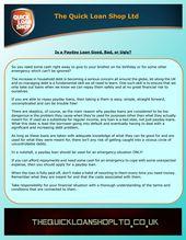 Loan cash out letter image 7