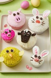 30 Cute Easter Cupcakes- Easy Ideas for Easter Cupcake Recipes