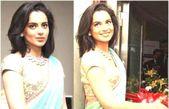: Hairstyles For Quick Hair In Saree #hairstyles #hairstylesforshorthair #saree … –