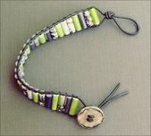 Pretty paper pearl jewelry designs