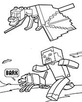 Minecraft Coloring Pages Pictures Topcoloringpages Net Minecraft Coloring Pages Unicorn Coloring Pages Coloring Pages