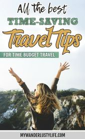 TIPS FOR QUICK TRIPS