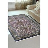 Perfect combination of Design and Color with Swirling chakra silk Rugs