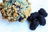 Entzückende Bitefuls: BlackBerry Pie Muffins   – Muffins