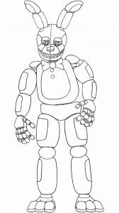 Various Five Nights At Freddy S Coloring Pages To Your Kids Fnaf Coloring Pages Coloring Pages Coloring Books