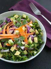 12 Favorite Kale Salads (plus tips