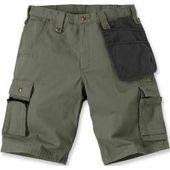 Reduced cargo shorts & short cargo pants