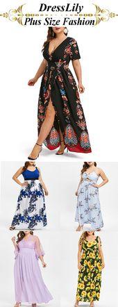 Dresslily 1000+ plus size fashion maxi dresses designs 9