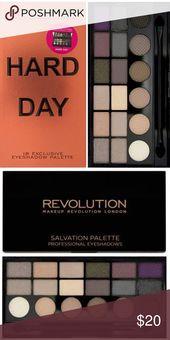 #Box #Day #hard #Makeup #REVOLUTION #Salvation
