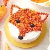 Kuchen Geburtstag Kinder Fuchs Torten Und Kuchen Kuchen