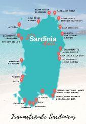Traumstrände Sardinen: Die schönsten Strände und was sie so besonders macht. – Feiertage und Anlasse