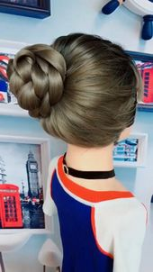 Hairstyle Tutorial 785