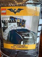 Neues LEGO Batman Microfaser Full Size Tröster #affilink #ComforterSets   – Comforter Sets
