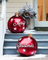 Gehen Sie mit diesen 10 Weihnachtsdekorationen über die Lichter hinaus