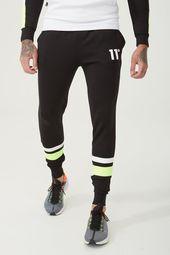 Neo Poly Track Pants Black Black Pants Black Skinnies Joggers