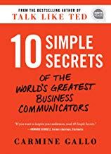 Free Download Pdf 10 Simple Secrets Of The Worlds Greatest
