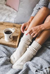 It's cuddle sock time! ☕️