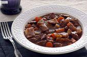 Estofado de ternera al Oporto con chocolate: receta para amantes de los guisos de carne  – Recetas de