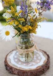 38 Simple Wedding Decorations For Your Delicate Wedding