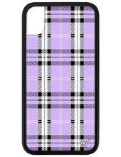 Lavender Plaid iPhone Xr Case – cases – #Case #Cases #iphone #Lavender #Plaid