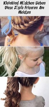 Toddler girls love these braids hairstyles most