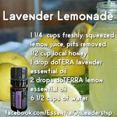 doTERRA Lemon Essential Oil Verwendet mit Rezepten   – essential oil recipe