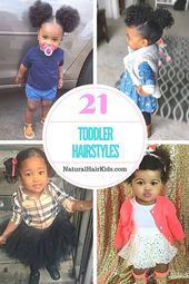 21 adorable toddler hairstyles for girls – Natural Hair Kids