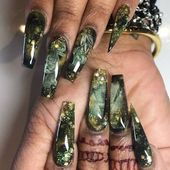 Top 20 Creative Acrylic Nails For 2019 – A Fitness ~ Fat Loss ~ Health Tips