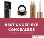 Best Under Eye Concealers #NailArt   – Make up tips