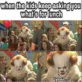 When the kids keep asking you what's for lunch – YOU…