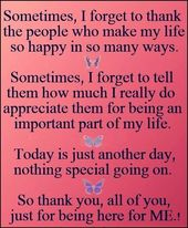 Thank You For Being There Be Yourself Quotes Thank You Quotes Friendship Quotes