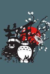 Exposition en hommage à Miyazaki. 50 artistes regroupés pour votre inspiration