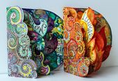 Art Journaling on Fire! | Valerie Sjodin