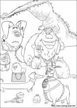 The Secret Life Of Pets Coloring Pages On Coloring Book Info Secret Life Of Pets 2 Snowball Coloring Pages In 2020 Secret Life Of Pets Coloring Books Coloring Pages