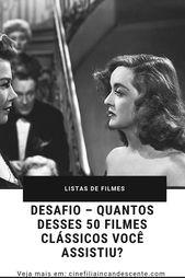 Top50 Desafio Quantos Desses Filmes Classicos Voce Assistiu