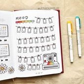 20 Bullet Journal Ideas and Layouts – Joanna Rahier